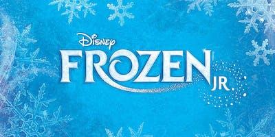Disney's Frozen Jr. (Saturday Matinee)