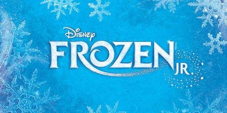 Disney's Frozen Jr. (Saturday Matinee) tickets