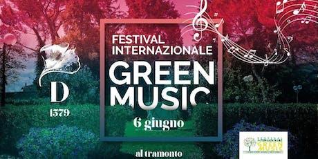 Posta Donini - Festival Internazionale Green Music biglietti