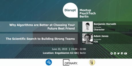 Is PsychTech (Psychology + Technology) - the Next Big Thing? tickets