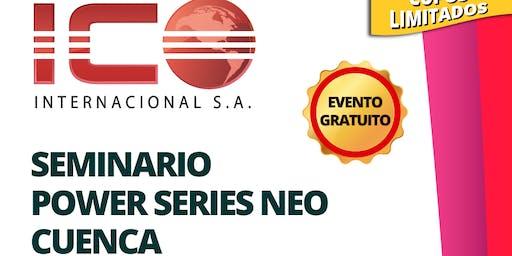 CUENCA - Seminario Power Series NEO