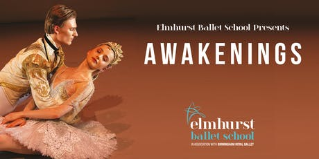 AWAKENINGS:A Whole School performance tickets