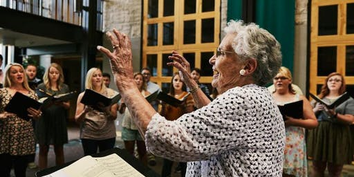 Community Hymn SING with Alice Parker and Paul Vasile