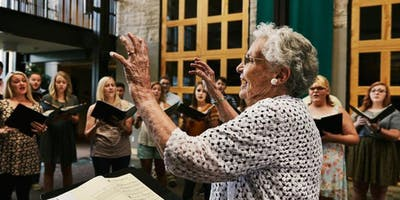 Community SING with Alice Parker and Paul Vasile