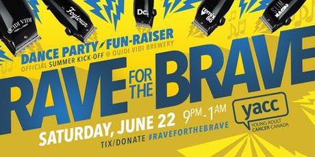 Rave for the Brave tickets