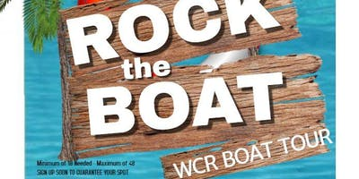 WCR Inaugural Boat Tour on The Fox River