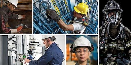 Une journée d'information et de réseautage en santé et sécurité au travail tickets