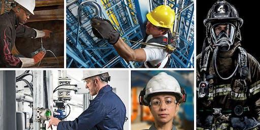 Une journée d'information et de réseautage en santé et sécurité au travail