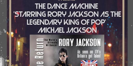 The Dance Machine with Rory Jackson