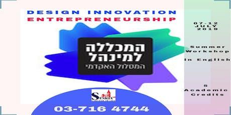 Innovation & Entrepreneurship Workshop tickets