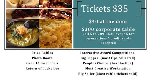 The 8th Annual Men Who Cook Fundraiser