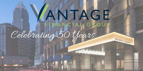 Vantage 50th Anniversary Advisor Conference tickets