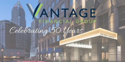 Vantage 50th Anniversary Advisor Conference