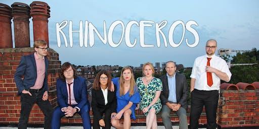 Rhinoceros' Big Friday