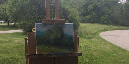 Plein Air Weekend with Artist Susannah Colby