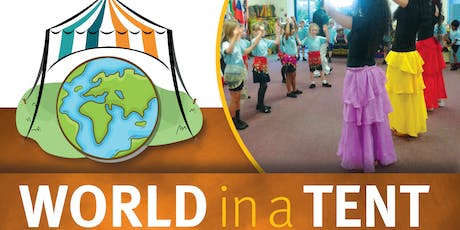 World in a Tent: Discover Roma Culture tickets