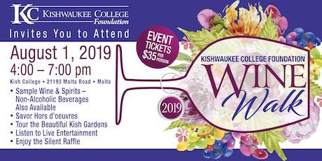 Kish Wine Walk tickets