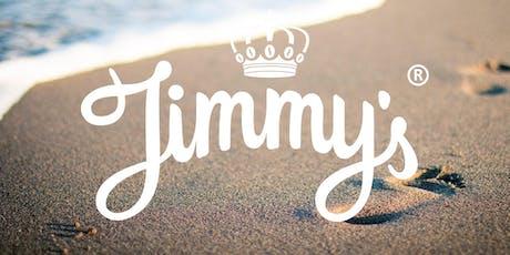 Jimmy's Iced Coffee Beach Yoga tickets