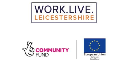 Work.Live.Leicestershire Participants Forum