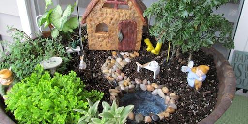 Kids Fairy/Dino Gardens Workshop