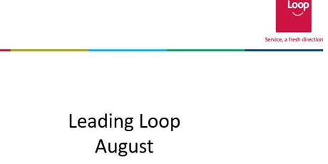 August Leading Loop tickets