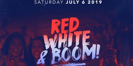 Red White & Boom III tickets