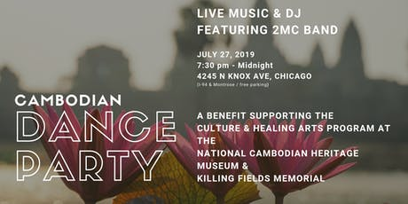 Cambodian Dance Party tickets