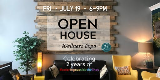 OPEN HOUSE and Wellness Expo