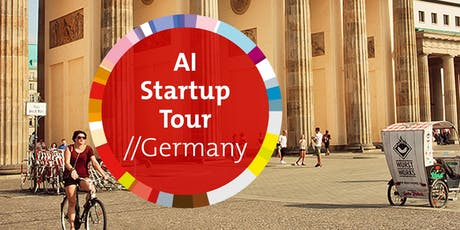 AI Startup Tour //Germany Tickets