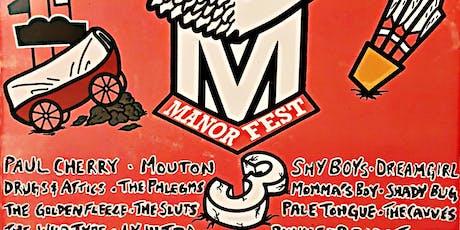 Manor Fest 3 tickets
