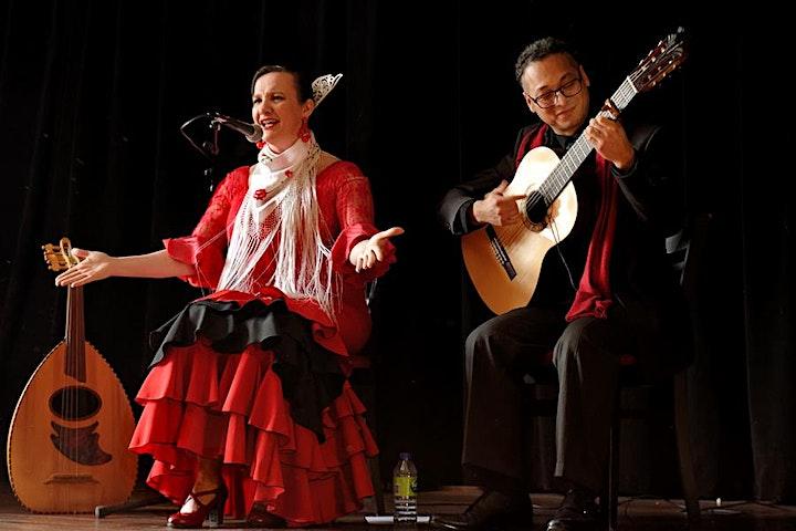 Image de Tablao flamenco