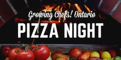 Pizza Night 7:00 Seating - Children\