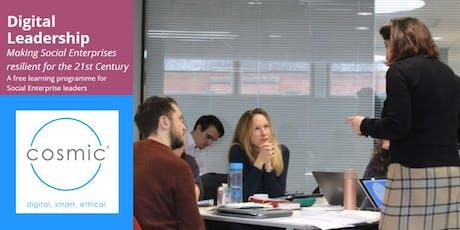 Digital Leadership for Social Enterprises (5 sessions) - nr Ilminster, Somerset tickets