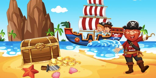 FAMILY FUN FRIDAYS - PIRATE PARTY