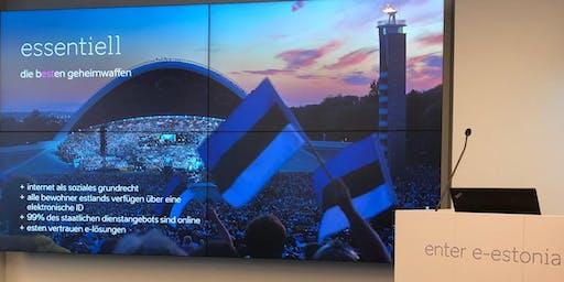 Estland aus erster Hand: Impulse vom Digital-Primus Europas