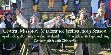 Central Missouri Renaissance Festival Oktoberfest Weekend Oct. 19th & 20th tickets