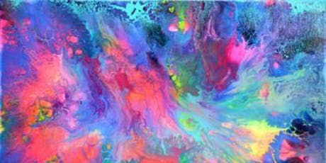 Kids Acrylic Pour Workshop tickets