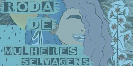 Roda de Mulheres Selvagens BH - Barba Azul ingressos
