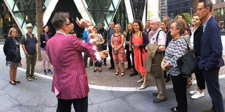 Walking Tour   The Mysterious East of the City of London (with Magic!) tickets
