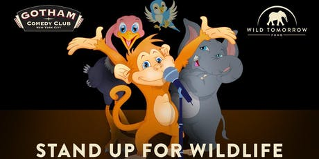 Stand Up for Wildlife Conservation! tickets