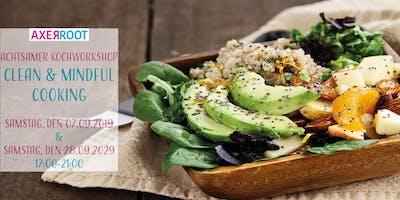 Kopie von Kochworkshop - Clean & Mindful Cooking