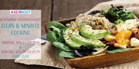 Kopie von Kochworkshop - Clean & Mindful Cooking Tickets