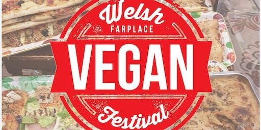 Welsh Vegan Festival (Tramshed, Cardiff)