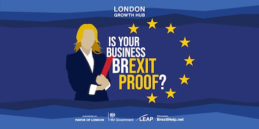 Navigating Brexit for SMEs :: Islington - General Business Session :: A Series of 75 Practical, Hands-on Workshops Helping London Businesses Prepare for and Build Brexit Resilience