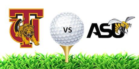 TU vs ASU Golf Classic - Tuskegee Registration (TASS) tickets