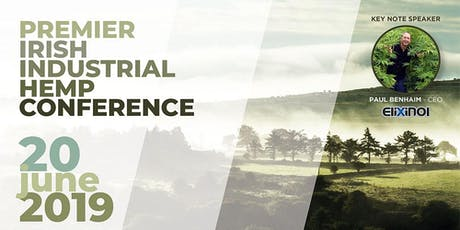 PREMIER IRISH HEMP SUMMIT 2019 tickets