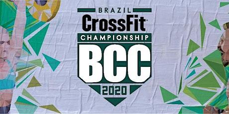 Brazil CrossFit®️ Championship 2020 ingressos