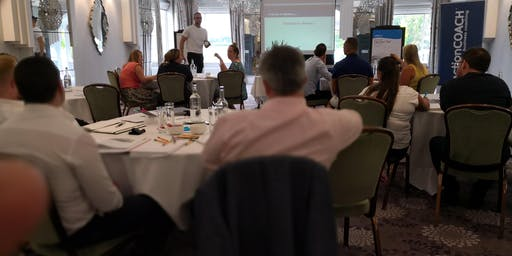 Cheshire & NW Business - 90 Day Planning Workshop - GROWTH CLUB