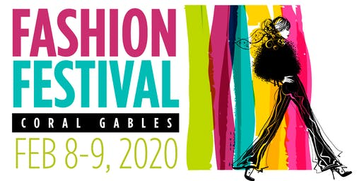 Miami Fashion Festival at the Coral Gables Art & Mega Festival