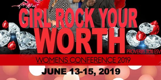 Girl Rock Your Worth Women's Conf
